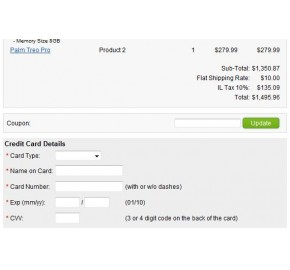 [1.5.x] Offline Credit Card