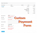 Custom Payment Form Builder (OC)
