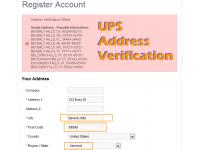 [1.5.x] UPS Address Verification